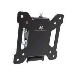 """Uchwyt do telewizora lub monitora 13-27"""" Maclean MC-596 czarny 20kg  max vesa 100x100"""