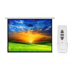 "Ekran projekcyjny elektr. Maclean MC-552 150"" 4:3"