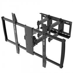 """Uchwyt do telewizora 60-100"""" Maclean MC-679 do 80kg VESA 600X900 do płaskich i zakrzywionych"""